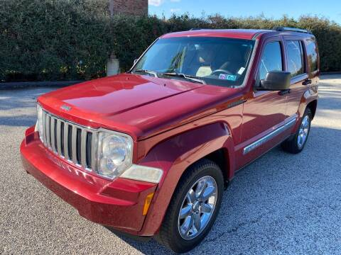 2012 Jeep Liberty for sale at Professionals Auto Sales in Philadelphia PA