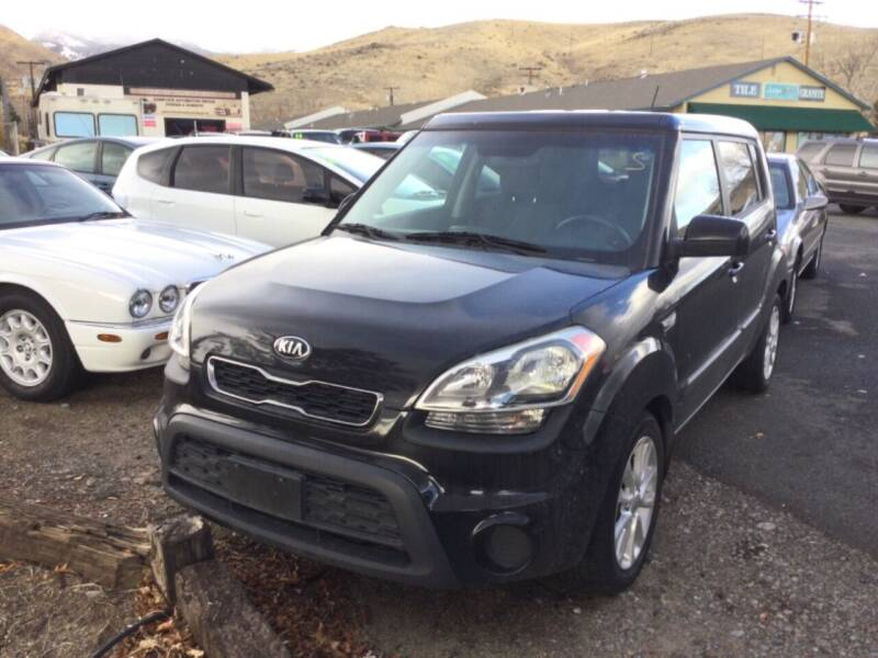 2013 Kia Soul for sale at Small Car Motors in Carson City NV