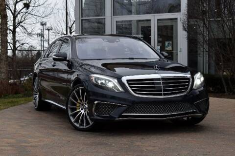2015 Mercedes-Benz S-Class for sale at Empire Car Sales in Miami FL