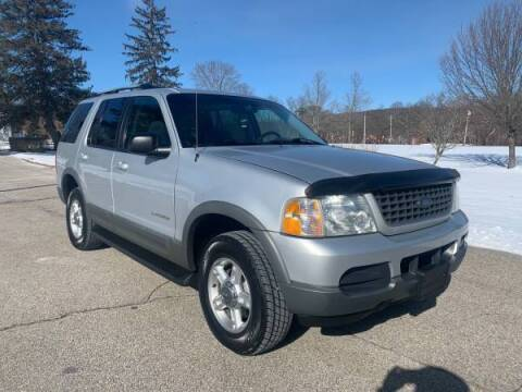 2002 Ford Explorer for sale at 100% Auto Wholesalers in Attleboro MA