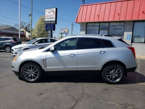2015 Cadillac SRX for sale at Select Auto Group in Wyoming MI