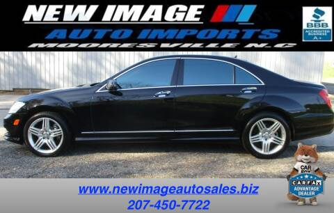 2013 Mercedes-Benz S-Class for sale at New Image Auto Imports Inc in Mooresville NC