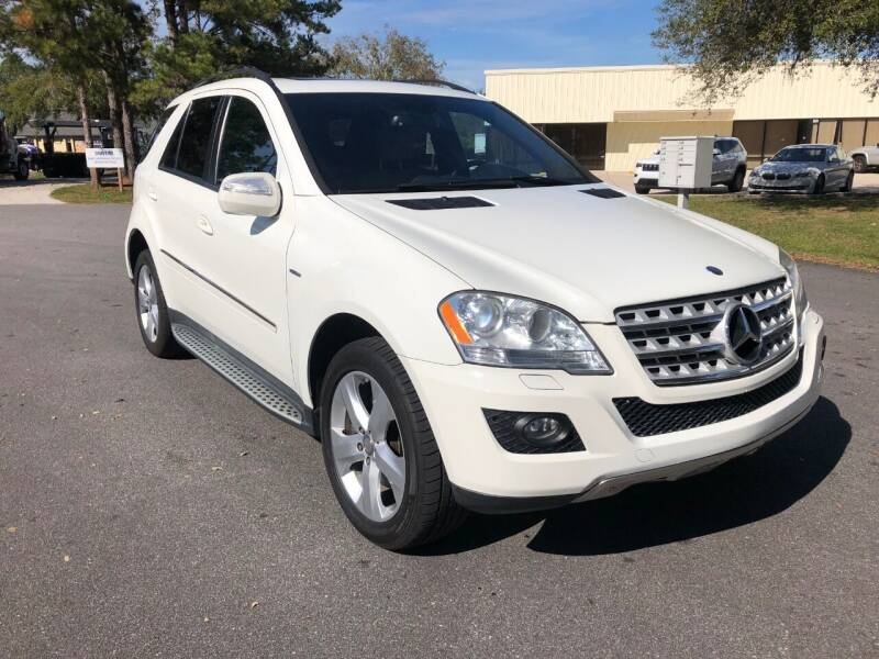 2010 Mercedes-Benz M-Class for sale at Global Auto Exchange in Longwood FL