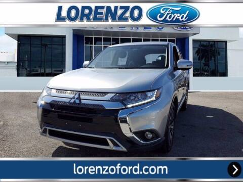 2019 Mitsubishi Outlander for sale at Lorenzo Ford in Homestead FL