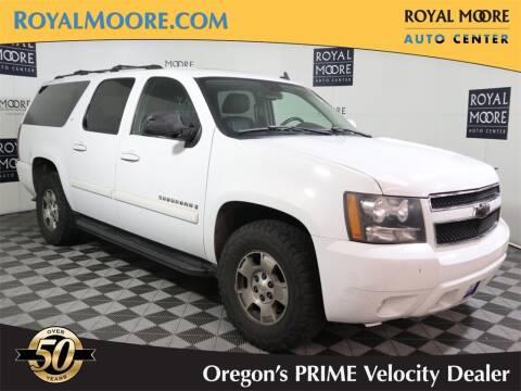2007 Chevrolet Suburban for sale at Royal Moore Custom Finance in Hillsboro OR