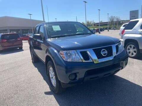 2019 Nissan Frontier for sale at Mann Chrysler Dodge Jeep of Richmond in Richmond KY