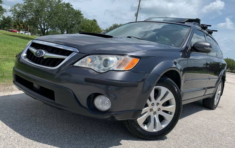 2008 Subaru Outback for sale at PennSpeed in New Smyrna Beach FL