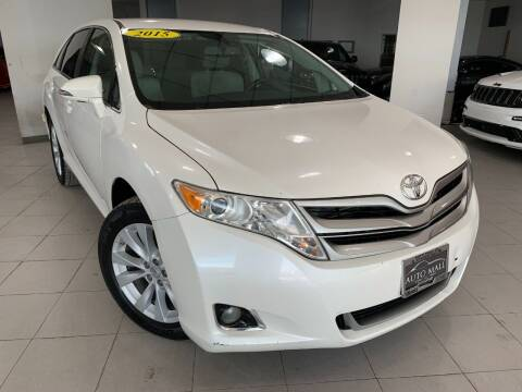 2015 Toyota Venza for sale at Auto Mall of Springfield in Springfield IL
