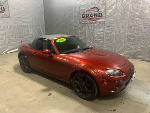 2007 Mazda MX-5 Miata for sale at GRAND AUTO SALES in Grand Island NE
