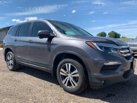 2017 Honda Pilot for sale at FAST LANE AUTOS in Spearfish SD