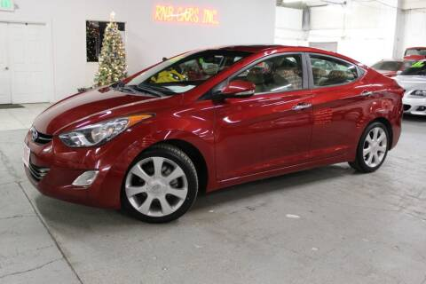 2012 Hyundai Elantra for sale at R n B Cars Inc. in Denver CO