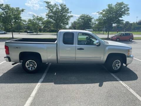 2012 Chevrolet Silverado 1500 for sale at Bob's Motors in Washington DC