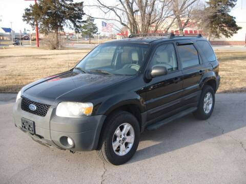 2007 Ford Escape for sale at Jim Tawney Auto Center Inc in Ottawa KS