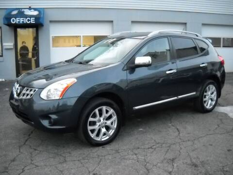 2012 Nissan Rogue for sale at Best Wheels Imports in Johnston RI