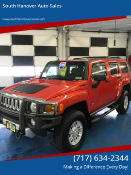 2009 HUMMER H3 for sale at South Hanover Auto Sales in Hanover PA