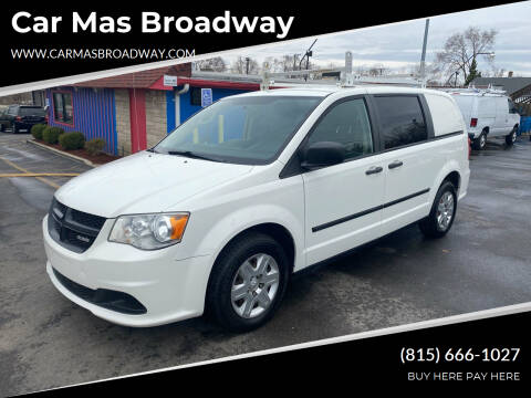 2012 RAM C/V for sale at Car Mas Broadway in Crest Hill IL