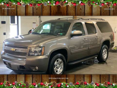 2011 Chevrolet Suburban for sale at JK Motor Cars in Pittsburgh PA