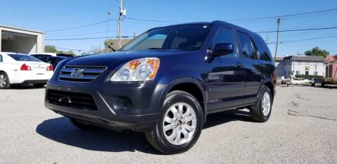 2006 Honda CR-V for sale at Sinclair Auto Inc. in Pendleton IN