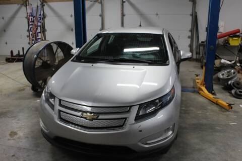 2013 Chevrolet Volt for sale at Bailey & Sons Motor Co in Lyndon KS