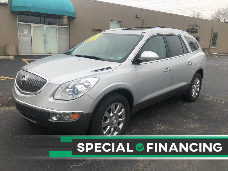 2012 Buick Enclave for sale at Smart Buy Auto in Bradley IL