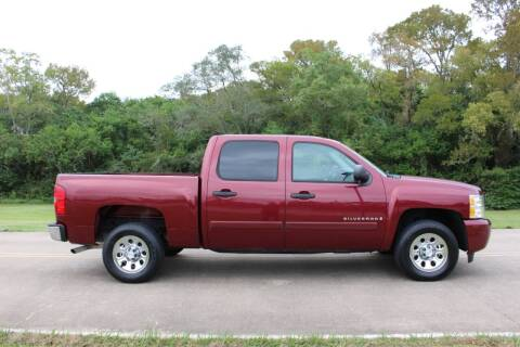 2008 Chevrolet Silverado 1500 for sale at Clear Lake Auto World in League City TX