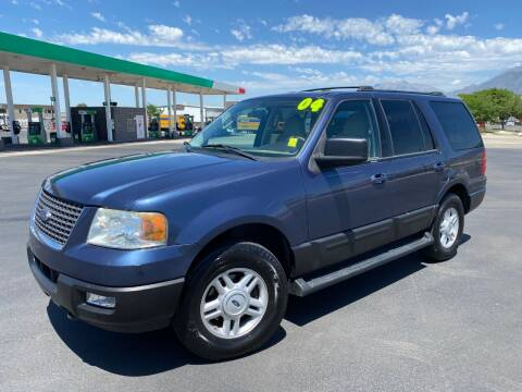 2004 Ford Expedition for sale at Evolution Auto Sales LLC in Springville UT