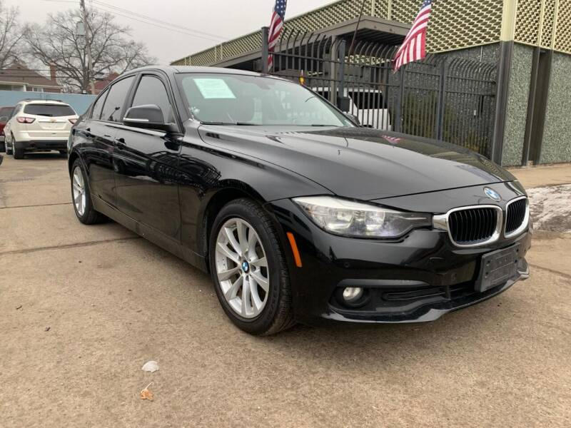 2016 BMW 3 Series for sale at Gus's Used Auto Sales in Detroit MI