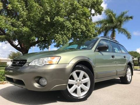 2007 Subaru Outback for sale at DS Motors in Boca Raton FL