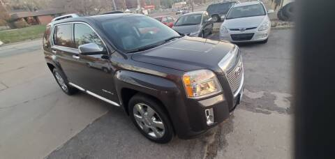 2014 GMC Terrain for sale at Divine Auto Sales LLC in Omaha NE