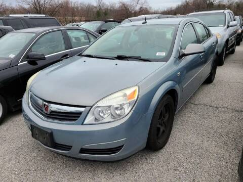 2007 Saturn Aura for sale at Glory Auto Sales LTD in Reynoldsburg OH
