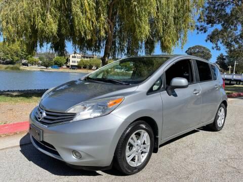 2014 Nissan Versa Note for sale at Dodi Auto Sales in Monterey CA