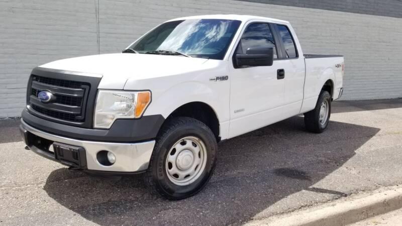 2013 Ford F-150 for sale at LA Motors LLC in Denver CO