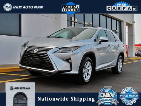 2016 Lexus RX 350 for sale at INDY AUTO MAN in Indianapolis IN