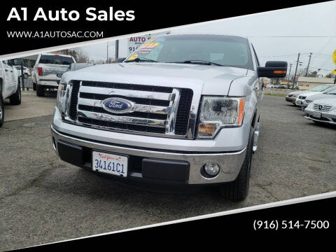 2011 Ford F-150 for sale at A1 Auto Sales in Sacramento CA