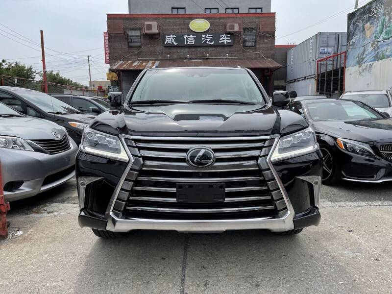 2019 Lexus LX 570 for sale at TJ AUTO in Brooklyn NY