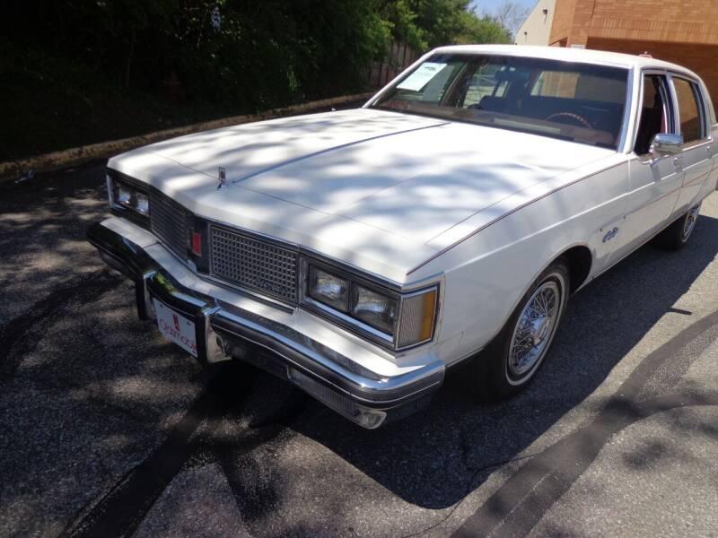 1983 Oldsmobile Ninety-Eight Regency