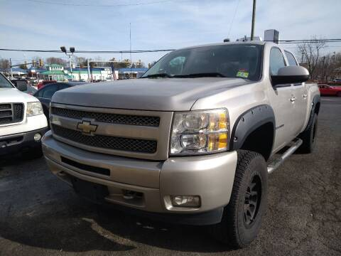2009 Chevrolet Silverado 1500 for sale at P J McCafferty Inc in Langhorne PA