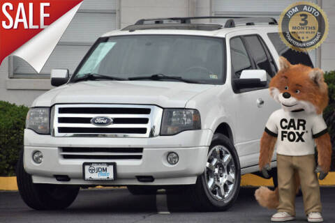 2013 Ford Expedition EL for sale at JDM Auto in Fredericksburg VA