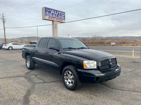 2006 Dodge Dakota for sale at Capital Auto Sales in Carson City NV