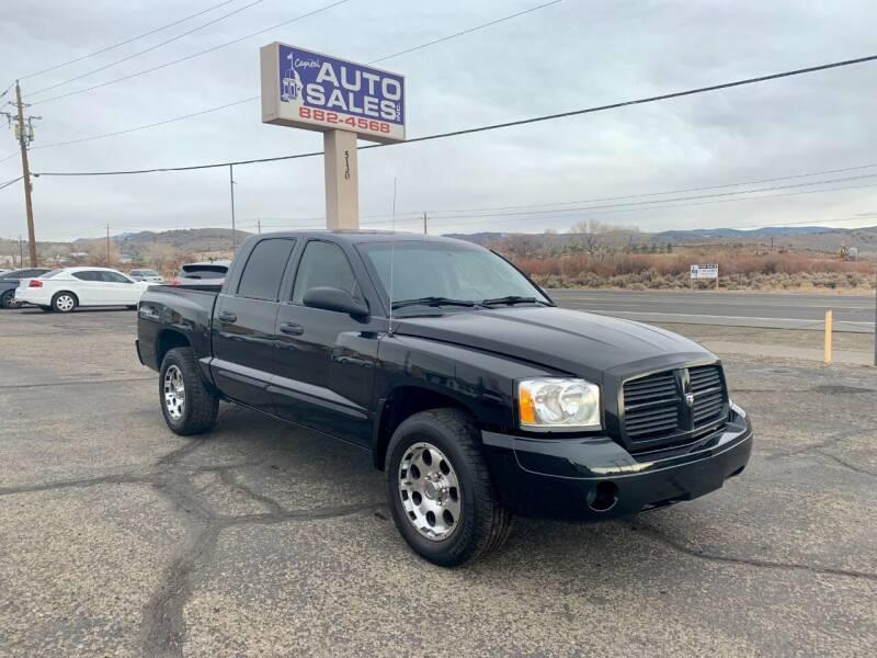 2006 Dodge Dakota for sale at Capital Auto Sales in Carson City NV
