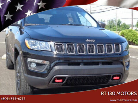 2020 Jeep Compass for sale at RT 130 Motors in Burlington NJ