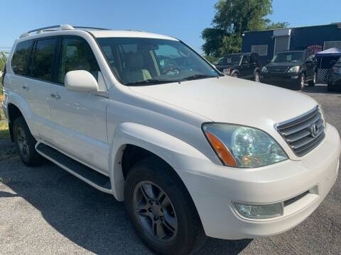 2009 Lexus GX 470 for sale at TD MOTOR LEASING LLC in Staten Island NY