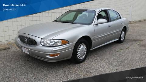 2004 Buick LeSabre for sale at Ryan Motors LLC in Warsaw IN
