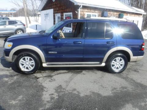 2006 Ford Explorer for sale at Trade Zone Auto Sales in Hampton NJ