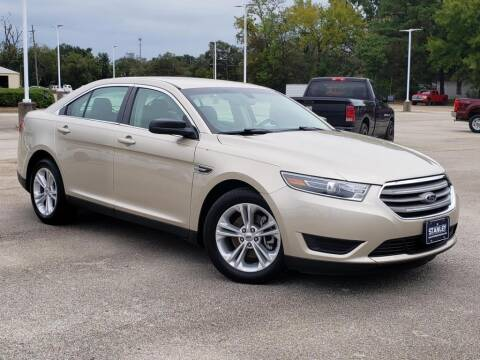 2018 Ford Taurus for sale at Stanley Ford Gilmer in Gilmer TX