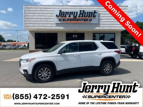 2018 Chevrolet Traverse for sale at Jerry Hunt Supercenter in Lexington NC