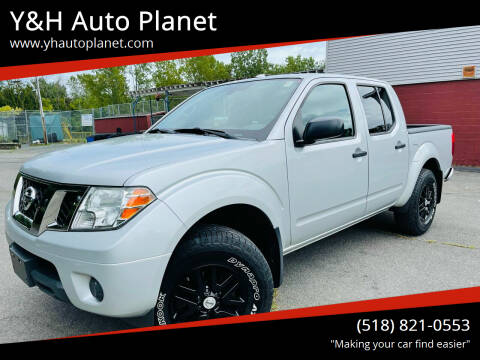 2015 Nissan Frontier for sale at Y&H Auto Planet in West Sand Lake NY