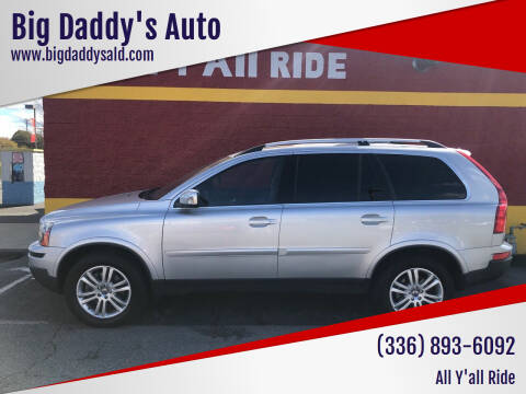 2010 Volvo XC90 for sale at Big Daddy's Auto in Winston-Salem NC