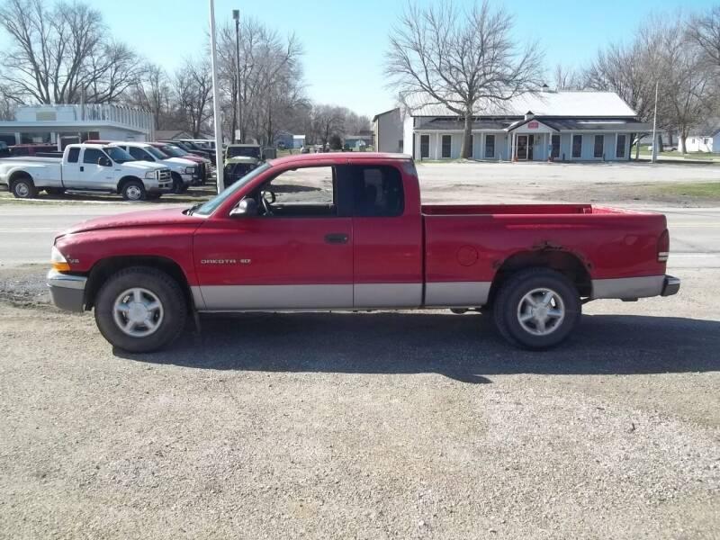 1997 Dodge Dakota for sale at BRETT SPAULDING SALES in Onawa IA