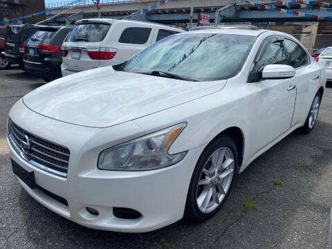 2009 Nissan Maxima for sale at The PA Kar Store Inc in Philadelphia PA